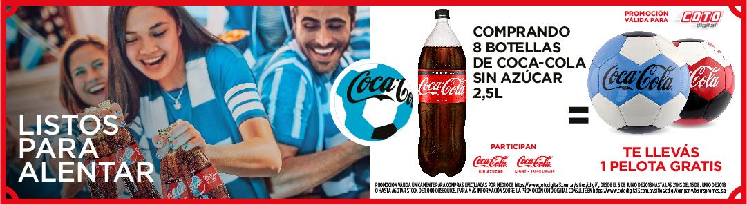 Promo Coca Cola Mundial